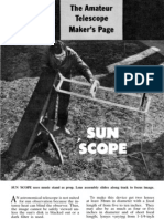 SunScope