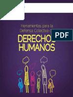 Herramientas para la Defensa Colectiva de Derechos Humanos