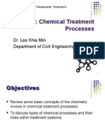 Chemical Treatment Processes