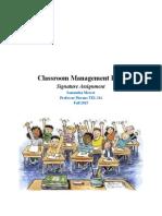 well organized classroom model - tel 311