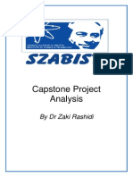 Capstone Analysis