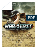 War in the East Tutorial Bootcamp