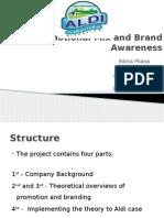 Project Presentation Aldi