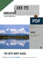 research project- alaska