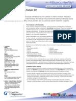 1Oxidative Stress2 Test Description