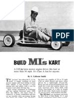 Build Mechanics Illustrated Kart
