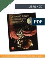 Mejores Melodias ClaSica Sax