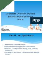 FLex IT Business Optimized