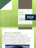 Necesidad de Una Etica Profesional en El Trabajo