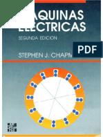 Maquinas Eléctricas Chapman