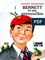 Anthony Buckeridge - 09 - Bennett Et Ses Grenouilles (BV) 1958