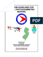 Minimum Guide Line in Photogrammetric