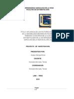 Universidad Inca Garcilaso de La Vega Proyecto de Investigacion Tesis II (1)