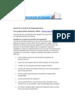 Manual de Administración de Proyectos