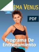 Programa Ejercicios Sistema Venus