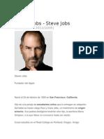 Steven Jobs biografia