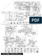 Philips CP90 Schematics