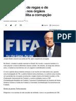 Futebol_ Falta de Regas e de Transparência Nos Órgãos Dirigentes Facilita a Corrupção - Resumo Das Disciplinas - UOL Vestibular