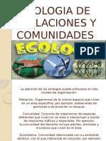 Ecologia de Poblaciones y Comunidades
