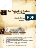 Fun Facts About Anatomy and Physiology 2