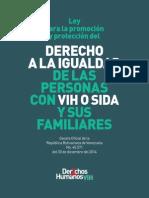 Ley Protección DDHH•VIH-SIDA Venezuela