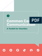 Common Cause Communication - A Toolkit