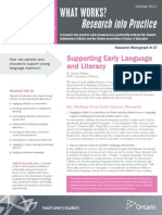 early language