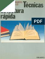 Deusto - Tecnicas de Lectura Rapida