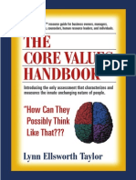 Core Values Handbook