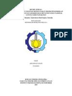 Review Jurnal Aplikasi Penginderaan Jauh Untuk Analisis Kerapatan Hutan Gd Gedepangrango