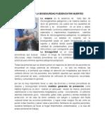Asepsia y Bioseguridad