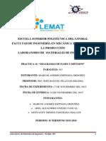 Informe Practica 1 Materiales de Ingenieria