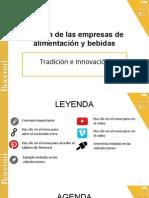 Diapositivas Tradicion e Innovacion