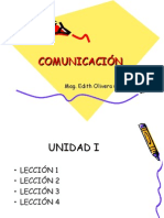 Comunicacion Unidad i, II