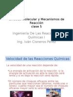 Mecanismos de Reacción(5)