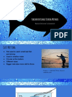 unconventional saltwater fishing methods