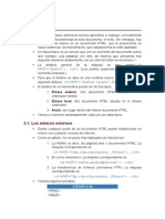 Los Enlaces de Un Documento HTML 11