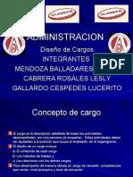 53714854 Diseno de Cargos