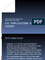 Eye Complications