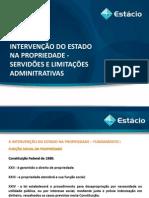 Servidões e Limitações Administrativas