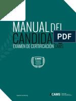 Manual Del Candidato CAMS 2015