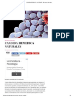 Candida_ Remedios Naturales - Barcelona Alternativa