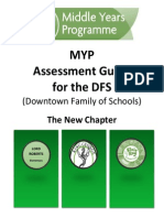 A Guide to Myp Assessment