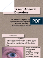Eyelids Adnexal