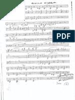 Gallo Ciego - version quinteto