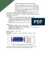 Maquinaria e Implementos Para Aplicación de Estiercol