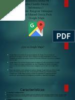 Google Maps Omgp