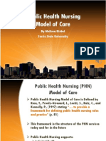 modelofcare powerpoint