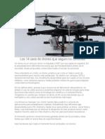 Los usos de drones.docx