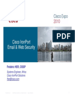 Cisco IronPort